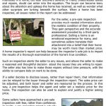 Pre-Inspected Homes Help make the Sale