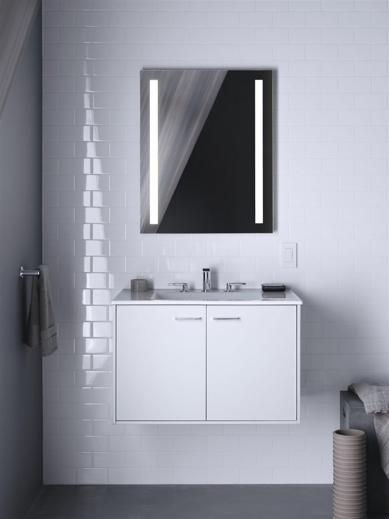 How To Perfectly Light A Bathroom For Beauty, Function And Safety