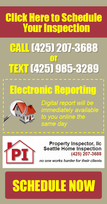 Property Inspector LLC Schedule Now!